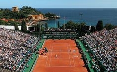 The Monte Carlo Rolex Masters takes place close to some of Monaco's most prestigious apartments