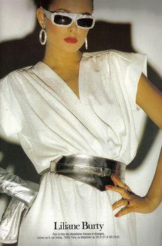 7502879a36 Liliane Burty ad from Vogue Paris
