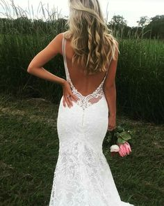 SO perfect!! Danni dress by Made With Love Bridal ❤