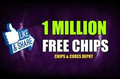 1 million free chips doubledown casino games bonu . Wsop Poker, Poker Bonus, Poker Chips, Doubledown Promo Codes, Doubledown Casino Promo Codes, Doubledown Casino Free Slots, Free Chips Doubledown Casino, Double Down Casino Free, Avengers Birthday Cakes