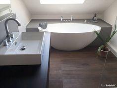 Finde moderne Badezimmer Designs in Weiß: Freistehende Mineralguss Badewanne BW-04-XL. Entdecke die schönsten Bilder zur Inspiration für die Gestaltung deines Traumhauses.