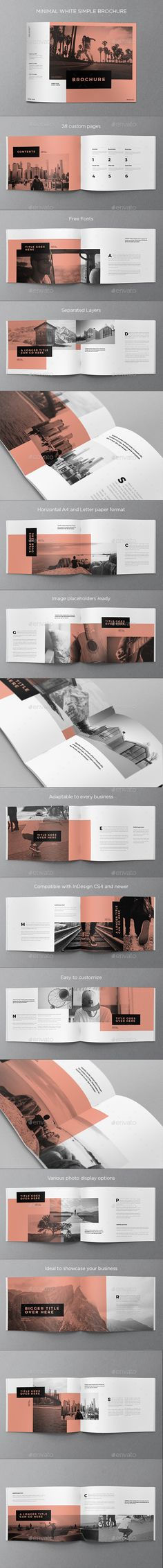 12524 Best 12000 Brochure Design Templates Trifold Brochure