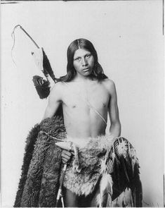 William Frog. Sioux. 1900