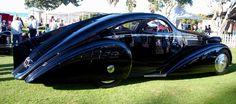 1925 Rolls Royce Phantom l Jonckheere Aerodynamic Coupe