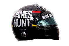 キミ・ライコネン、ジェームス・ハント仕様のヘルメットを用意 【 F1-Gate.com 】