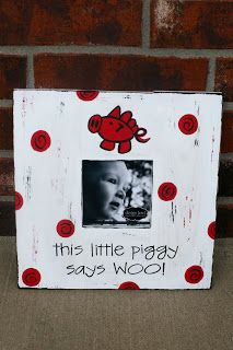 design {etc}: razorback frame for baby...