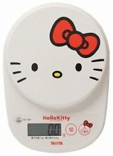 NEW Tanita Hello Kitty Digital Cooking Scale KD-189-KT Import From Japan