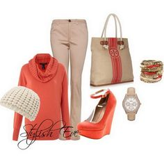Winter 2013 Outfits for Women by Stylish Eve