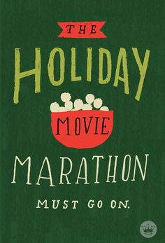 The Holiday Movie Marathon Must Go On | Although gifts and goodies are great, the best part about the Christmas season is spending time with the ones you love. From the stories and recipes that we pass down to the family traditions we create and continue, the holidays begin on the inside. These inspiring Christmas ideas from Hallmark will help you celebrate each magical moment to the fullest.