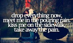 Twitter / PictureLyrics: Taylor Swift - Sparks Fly: ...