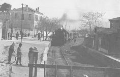 Gaziemir / Seydiköy İstasyonu 1930'lu yıllar..