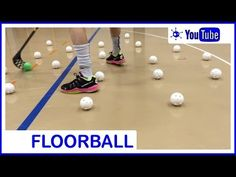 Floorball Stickhandling, training idea to drill control of the floorball stick and ball. Upgrade the Speed of your floorball tricks / Video was inspired by P. Great Team, Train, Youtube, Strollers, Youtubers, Youtube Movies