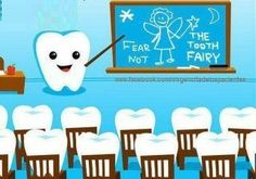 Fear not for the Toothfairy is here! #DeltaDental