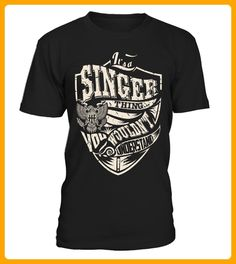 Its a SINGER Thing - Shirts für singles (*Partner-Link)