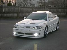 Pontiac Grand Am GT,first car I ever bought and man do I miss it.