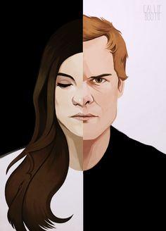 Deb/Dexter Morgan - Callie Booth