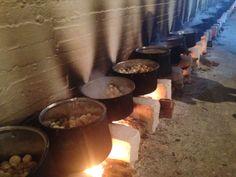Για άλλη μια χρονιά πήραν φωτιά τα καζάνια στο πανηγύρι της Παναγίας