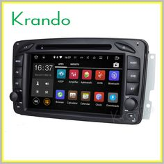 Hot Krando Android 9.0 car radio gps dvd player navigation system for Mercedes Benz W209 W203 W168 W163 W463 Viano W639 Vito Vaneo 2020 Cheap Car Audio, Cheap Cars, Mercedes Benz, App, Apps