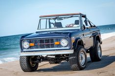 Classic Ford Bronco for sale: photos, technical specifications, description