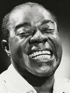 Photographic Print: Louis Armstrong : 24x18in