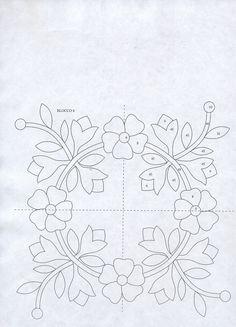 Facilissimo Patchwork Nº 07 - Applique Quilt Patterns, Applique Templates, Applique Designs, Embroidery Patterns, Wool Quilts, Barn Quilts, Mini Quilts, Quilting Projects, Quilting Designs