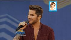 Adam Lambert FULL GMA Performance | LIVE 6-19-15