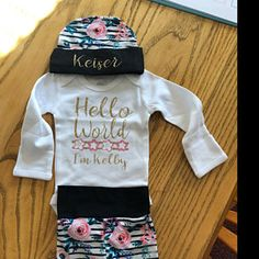 Baby Girls Coming Home Outfit Camo Leggings Hat and Baby Girl Camo, Baby Girls, Girls Coming Home Outfit, Camo Leggings, Baby Outfits, Onesies, Hoodies, Hats, Sweaters
