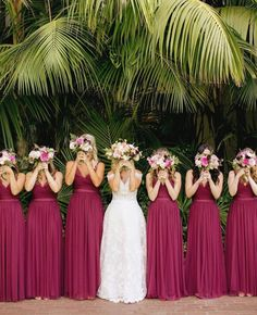 Wedding decorations outdoor summer bridesmaid dresses Ideas for 2019 Summer Bridesmaid Dresses, Wedding Bridesmaids, Wedding Dresses, Bridesmaid Color, Trendy Wedding, Luxury Wedding, Dream Wedding, Wedding Rustic, Wedding Cake