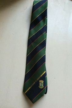 Old Course St. Andrews Tie Striped for sale St Andrews Golf, Pictures For Sale, British Open, Men's Accessories, Golf Bags, Old Things, Things To Sell, Saints, Tie