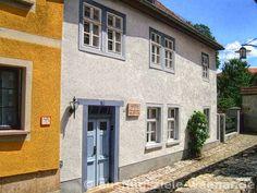 Geboortehuis van Christiane Vulpius, Luthergasse 5 in Weimar