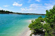 Blå lagunen gotland