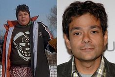 Shaun Weiss starred in all three Ducks movies and has appeared in more than 30 commercials. He's probably best known for his role as Sean on Freaks and Geeks. #snakkle #celebs #hockey