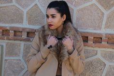 Colección Choc-Lava Fur Coat, Lava, Jackets, Fashion, Handmade Beaded Jewelry, Original Version, The Originals, Women, Down Jackets