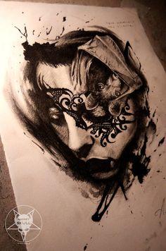 silence by AndreySkull.deviantart.com on @DeviantArt