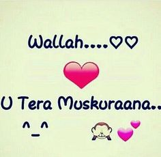 Wallah ❤   ❤❤♥For More You Can Follow On Insta @love_ushi OR Pinterest @ANAM SIDDIQUI ♥❤❤