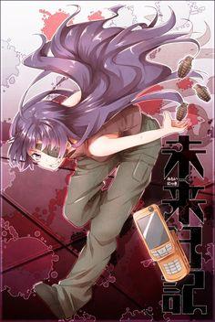 Uryuu Minene - Mirai Nikki (The Future Diary)