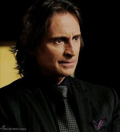 Robert Carlyle as Mr. Gold