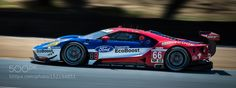 2017 Ford GT IMSA Racecar by dennisschraderphoto Transportation Photography #InfluentialLime