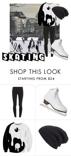 """""""Untitled #106"""" by kamyers182 ❤ liked on Polyvore featuring Splendid, Riedell and Leith"""