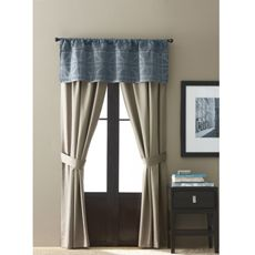 Modern Elements Telluride Window Curtain Panels - Bed Bath & Beyond