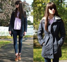 Warm and comfy (by Tatiana S) http://lookbook.nu/look/4144168-Warm-and-comfy