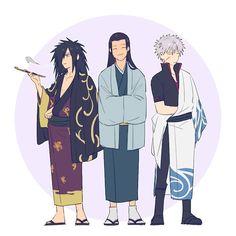 Hashirama / Tobirama / Madara