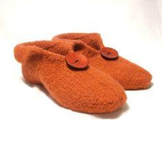 Claire Fairall Designs -  - Felt Slippers