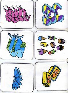 Winkelspel voor kleuters, free printabele / shop for preschool no. 4