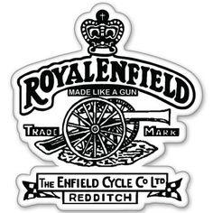 Enfield Bike, Enfield Motorcycle, Motorcycle Style, Motorcycle Posters, Motorcycle Quotes, Classic 350 Royal Enfield, Enfield Classic, Royal Enfield Stickers, Royal Enfield Logo