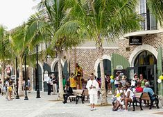Cruise Port Shopping, Falmouth, Jamaica