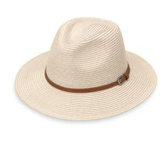 d8e4c85eb3f Florida Jean Company - Wallaroo Hat Naples Fedora Ivory Free Shipping