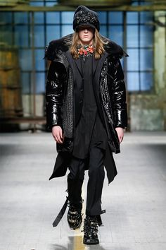 Dsquared2 Fall/Winter 2017 - Fucking Young!