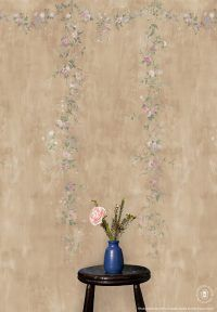 Garland - Hamilton Weston Old Window Shutters, Soft Colors, Colours, Hamilton, Garland, Texture, Contemporary, Floral, Fabric