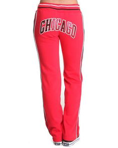 Chicago Bulls Active Pants